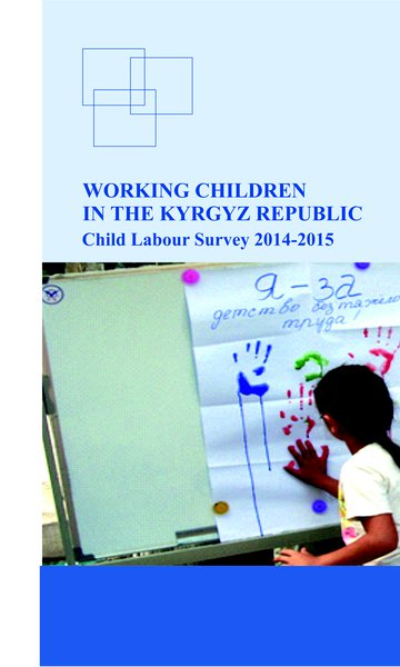 Working children in the Kyrgyz Republic