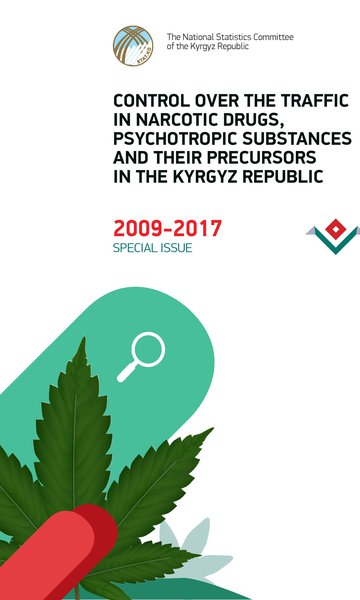Control over the traffic in narcotic drugs, psychotropic substances and their precursors in the Kyrgyz Republic