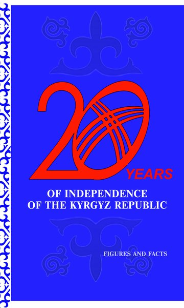 20 years independence of the Kyrgyz Republic